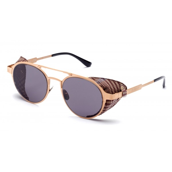Italia Independent - Hublot H003 - Oro Grigio - Hublot Official - H003.122.PDG - Occhiali Sole - Italia Independent Eyewear