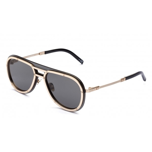 Italia Independent - Hublot H007 - Gold Grey - Hublot Official - H007.120.PLR - Sunglasses - Italia Independent Eyewear