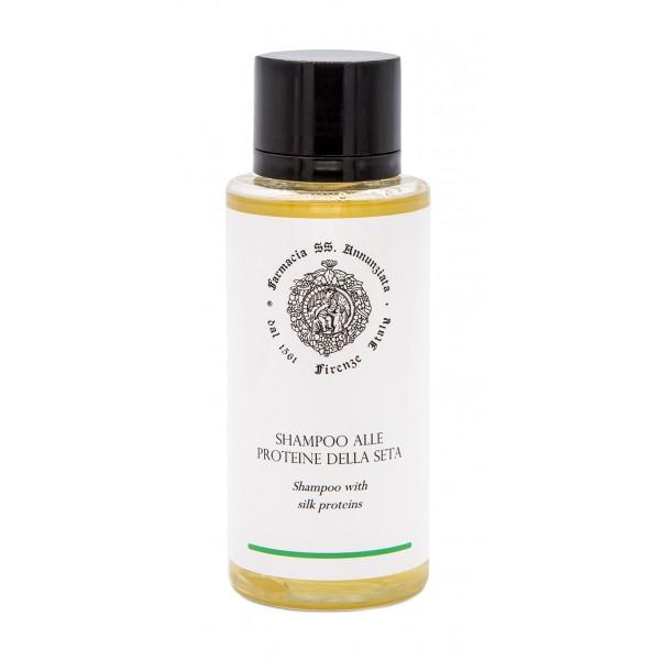 Farmacia SS. Annunziata 1561 - Shampoo alle Proteine della Seta - Linea Capelli - Professional