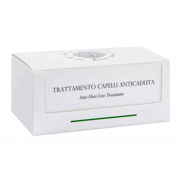 Farmacia SS. Annunziata 1561 - Hair Treatment with Keratin and Placenta (Ampoules) - Hair Line - Professional
