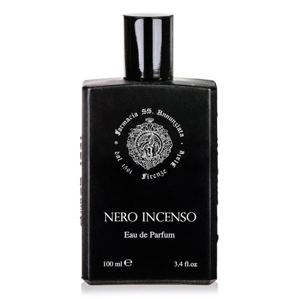 Farmacia SS. Annunziata 1561 - Nero Incenso - Fragranza - Linea Profumi - Firenze Antica