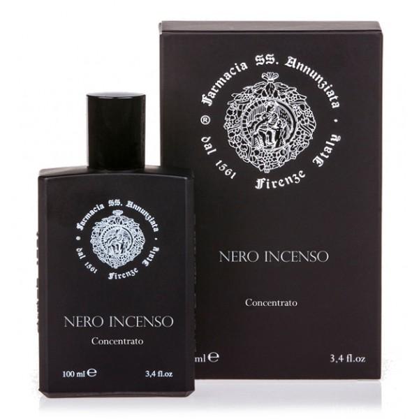 Farmacia SS. Annunziata 1561 - Nero Incenso Concentrato - Fragranza - Linea Profumi - Firenze Antica