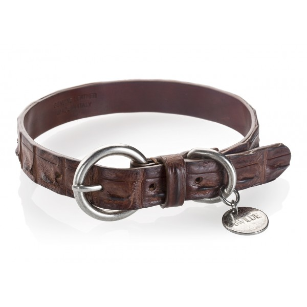 B Wilde Collection - Coco Collar - Coco Collection - Crocodile Collar - High Quality Luxury