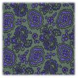 Serà Fine Silk - Pear Prosecco Pattern - Silk Tie - Handmade in Italy - Luxury High Quality Tie