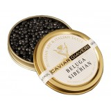 Caviar Giaveri - Caviar Beluga Siberian - 100 g