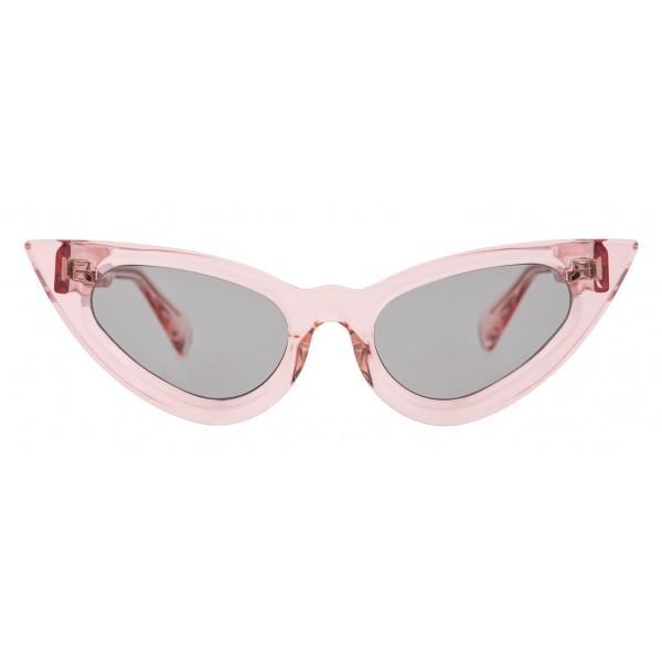 Kuboraum - Mask Y3 - Rosa - Y3 TP - Occhiali da Sole - Kuboraum Eyewear