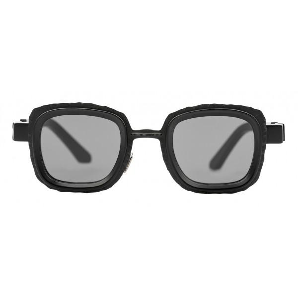 Kuboraum - Mask Z8 - Nero Opaco - Z8 BM - Occhiali da Sole - Kuboraum Eyewear