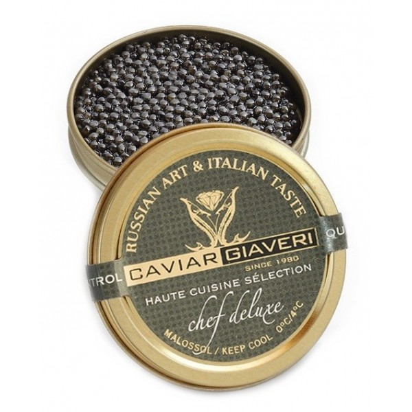 Caviar Giaveri - Caviale Haute Cuisine Sélection - 50 g