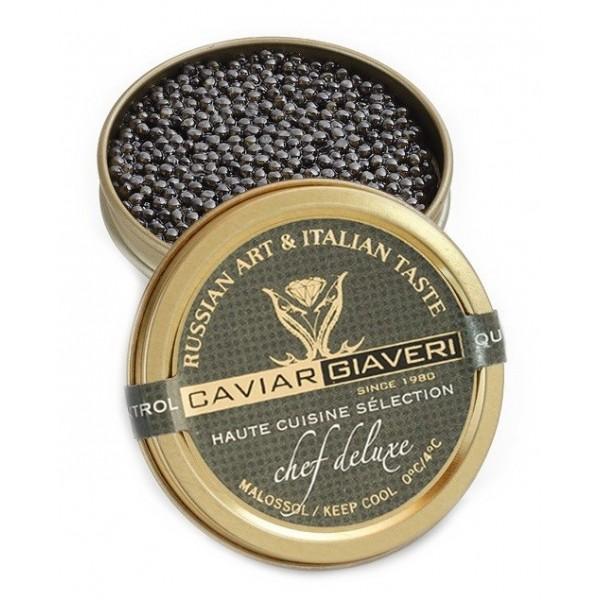 Caviar Giaveri - Caviale Haute Cuisine Sélection - 200 g