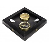 Caviar Giaveri - Caviale - The King and The Queen - Luxury Box - 2 x 50 g