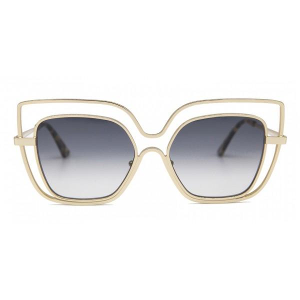 Clan Milano - Marina - Cat Eye - Sunglasses - Clan Milano Eyewear