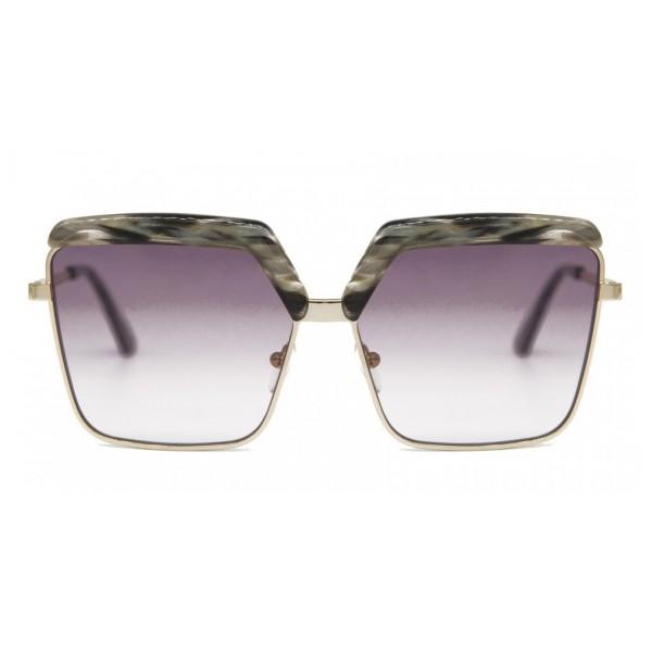 Clan Milano - Penelope - Square - Sunglasses - Clan Milano Eyewear