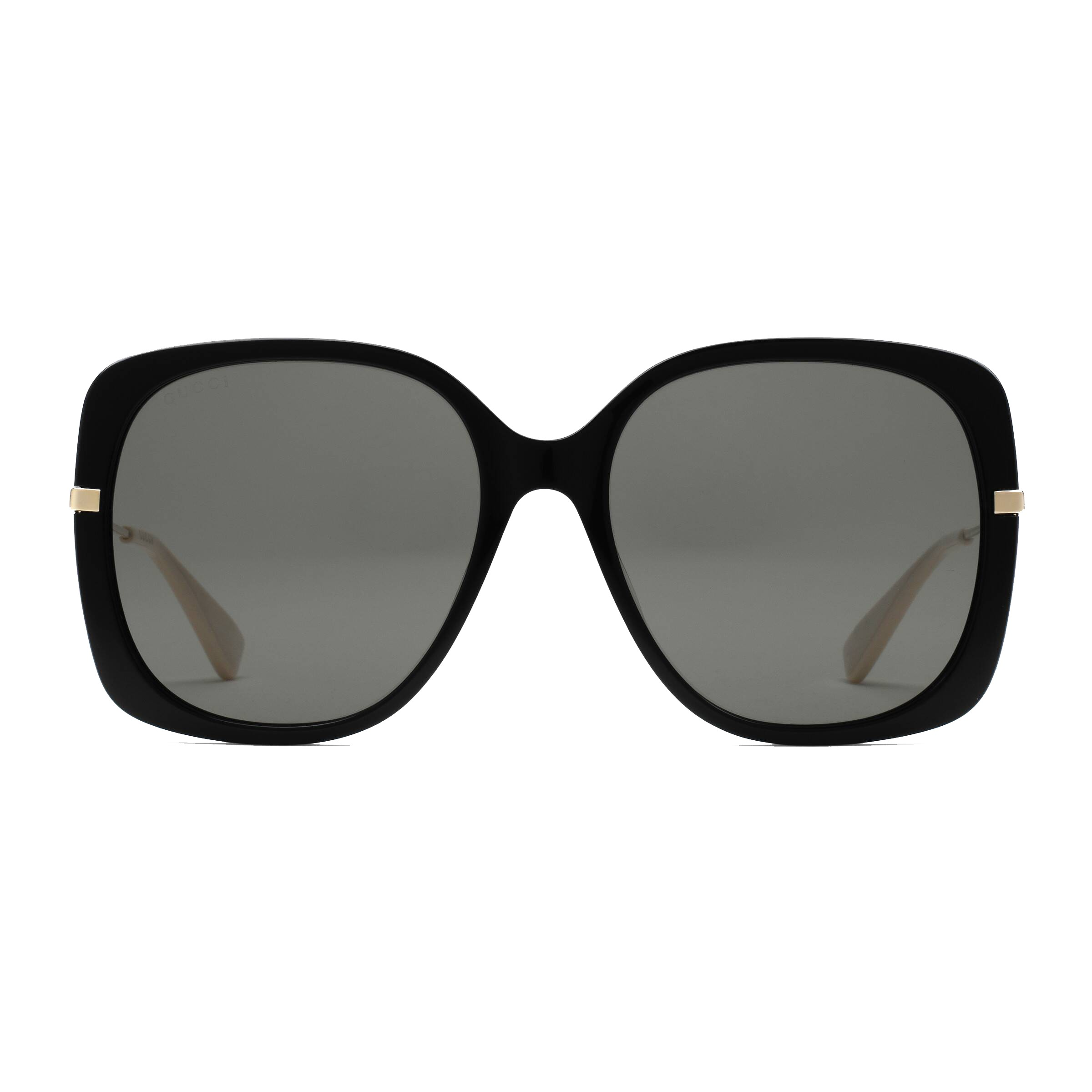 efd6aa9bac6e Gucci - Square Acetate Sunglasses - Black - Gucci Eyewear - Avvenice