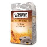 Molino Bertolo - La Pietra del Piave® Bread and Risen - Soft Wheat Flour Type 1 - 5 Kg