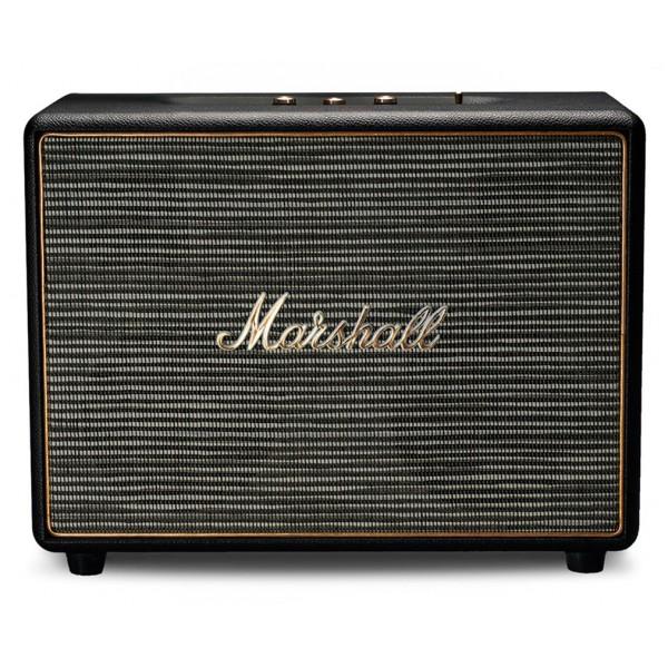Marshall - Woburn - Black - Multi-Room Wi-Fi Speaker - Iconic Classic Premium High Quality Speaker