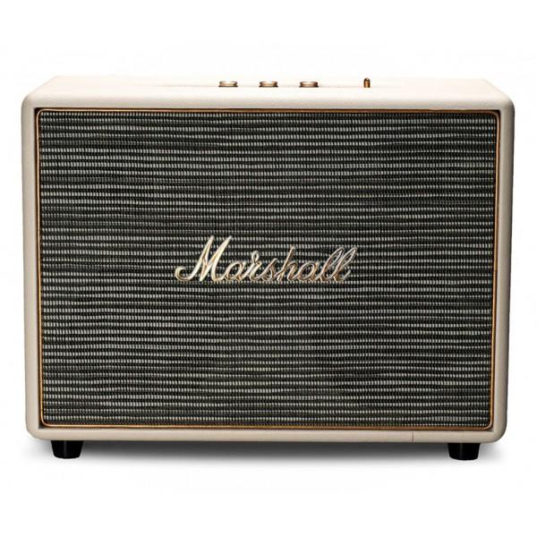 Marshall - Woburn - Crema - Multi-Room Wi-Fi Speaker - Altoparlante Iconico di Alta Qualità Premium Classico