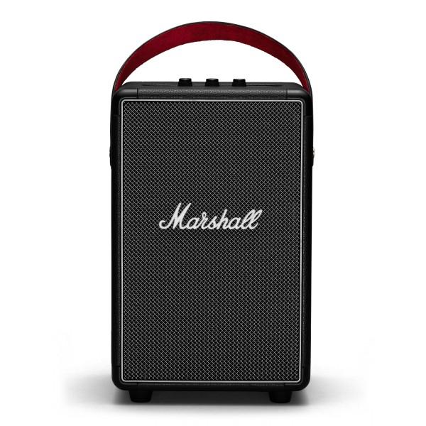 Marshall - Tufton - Nero - Bluetooth Speaker Portatile - Altoparlante Iconico di Alta Qualità Premium Classico