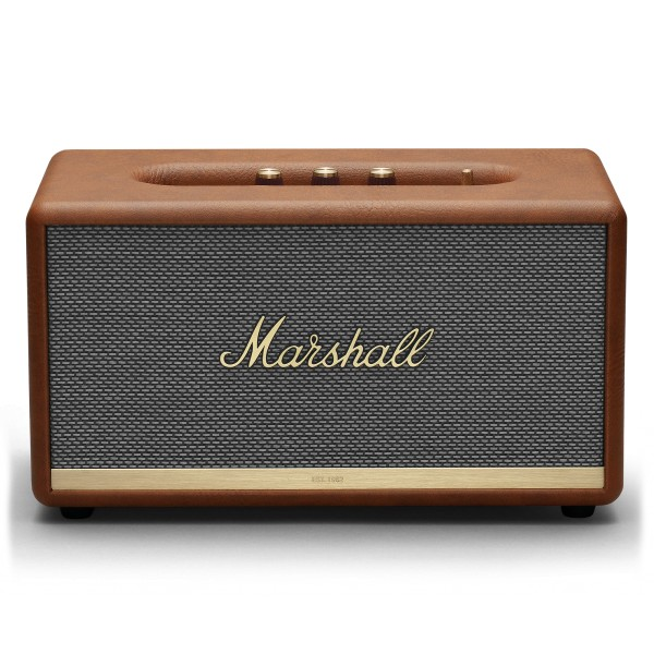 Marshall - Stanmore II - Brown - Bluetooth Speaker - Iconic Classic Premium High Quality Speaker