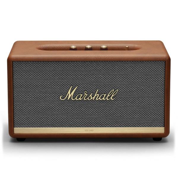 Marshall - Stanmore II - Marrone - Bluetooth Speaker - Altoparlante Iconico di Alta Qualità Premium Classico