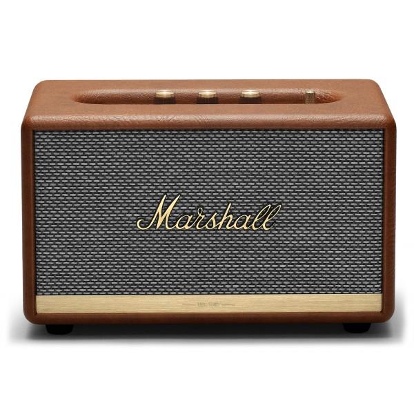 Marshall - Acton II - Brown - Bluetooth Speaker - Iconic Classic Premium High Quality Speaker