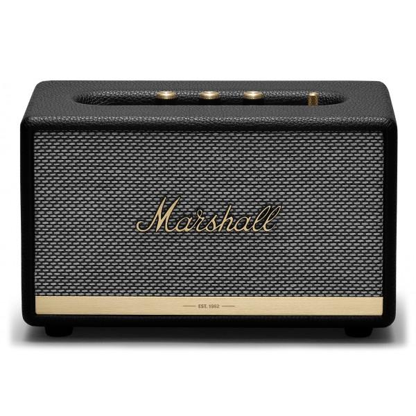 Marshall - Acton II - Black - Bluetooth Speaker - Iconic Classic Premium High Quality Speaker