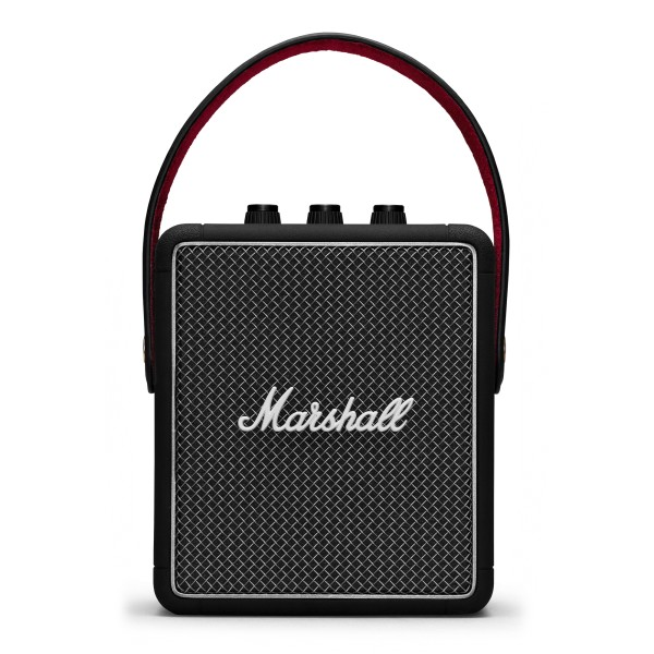 Marshall - Stockwell II - Black - Portable Bluetooth Speaker - Iconic Classic Premium High Quality Speaker