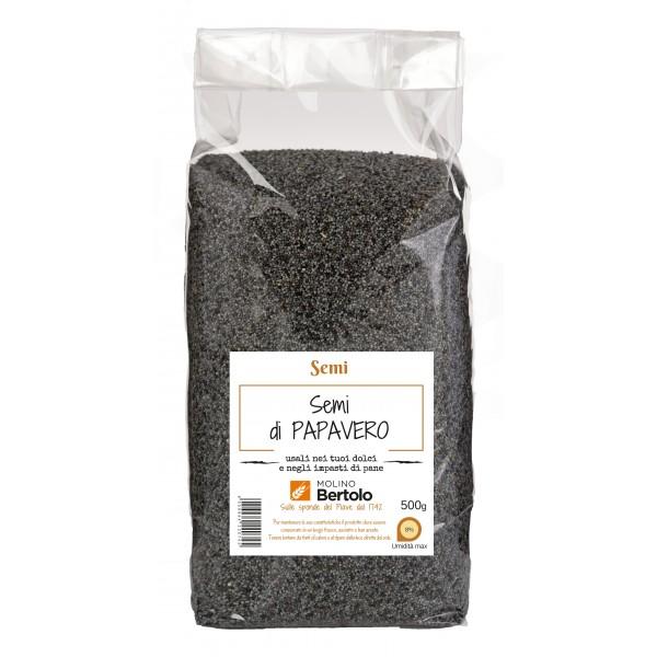 Molino Bertolo - Semi di Papavero - 500 g