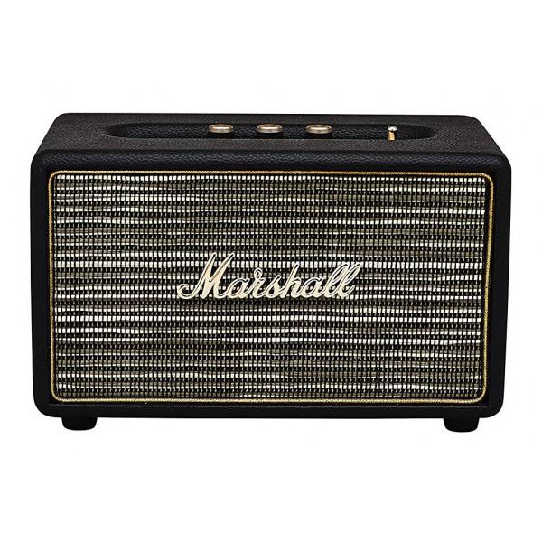 Marshall - Acton - Black - Bluetooth Speaker - Iconic Classic Premium High Quality Speaker
