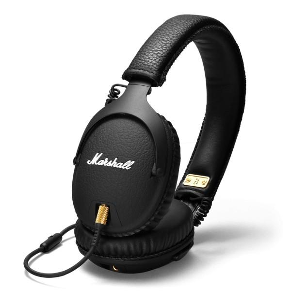 Marshall - Monitor - Black - Headphones - Iconic Classic Premium High Quality Headphones
