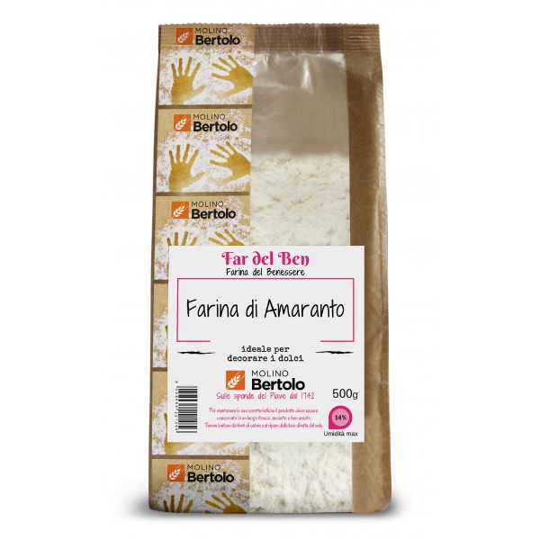 Molino Bertolo - Amaranth Flour - 500 g