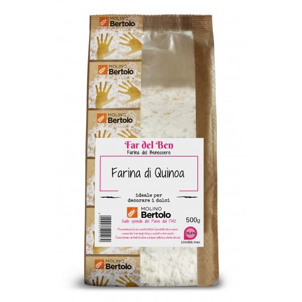 Molino Bertolo - Farina di Quinoa - 500 g