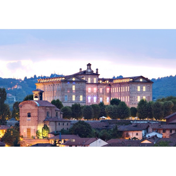Castello di Montaldo - Day Spa Romantic - Sensory Day Spa in Pair + Tibetan Bells Massage