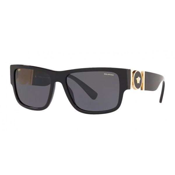 Versace - Occhiale da Sole Medusa Medallion - Neri - Occhiali da Sole - Versace Eyewear