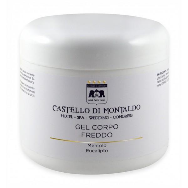 Castello di Montaldo - Gel Freddo - Crio Gel - Cosmesi Professionale
