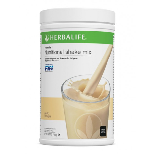 Herbalife Nutrition - Formula 1 - Shake Meal Replacement - Food Supplement