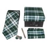 Cravates E.G. - Cravatta Tartan - Verde