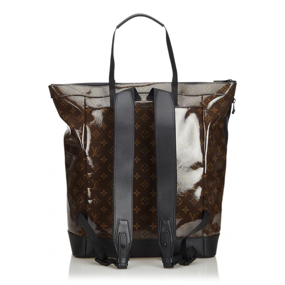 Louis Vuitton Vintage - Monogram Glaze Backpack Bag ...