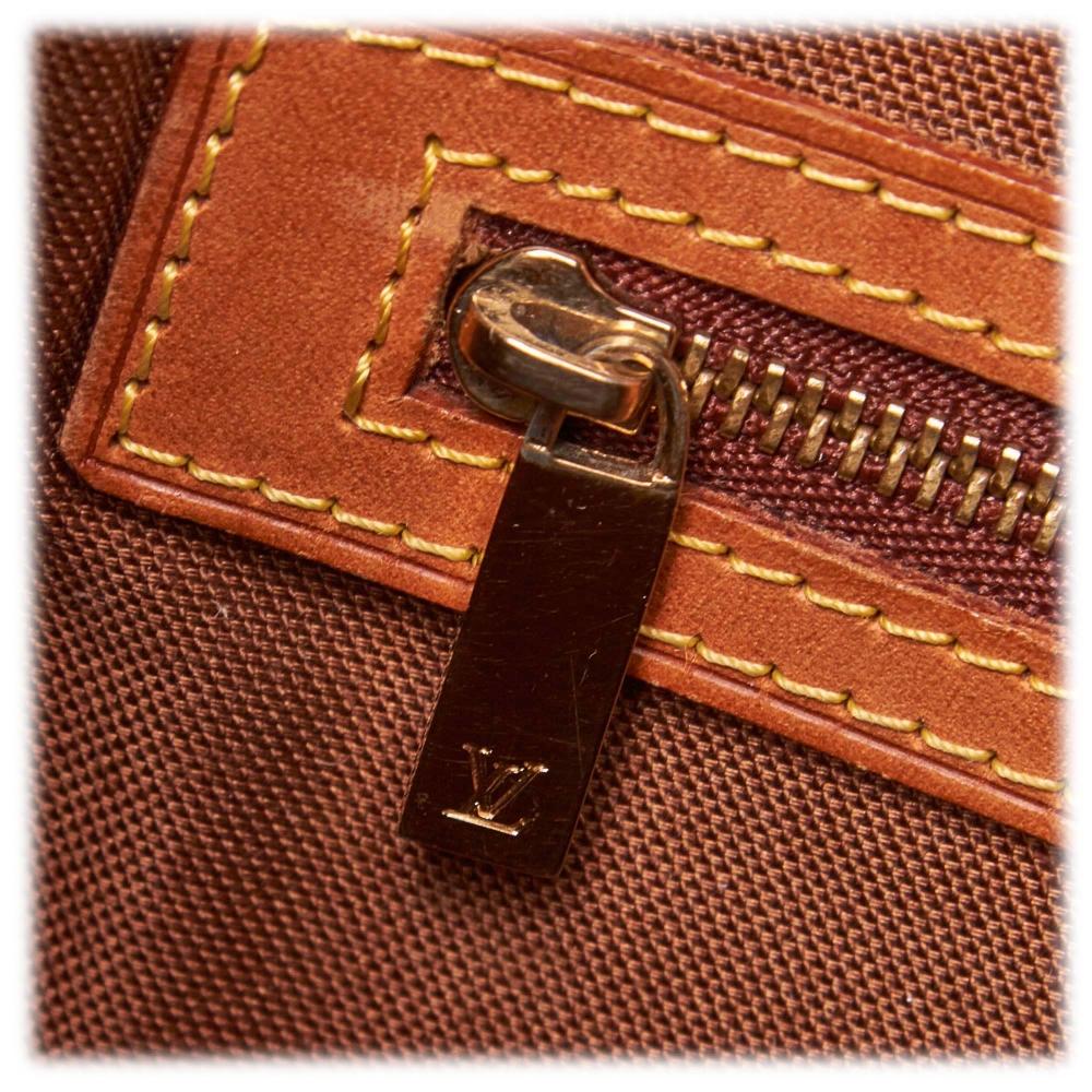 Louis Vuitton Vintage - Monogram Vavin GM Bag - Marrone ...