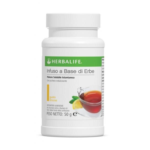 Herbalife Nutrition - Infuso a Base di Erbe - Limone - Integratore Alimentare