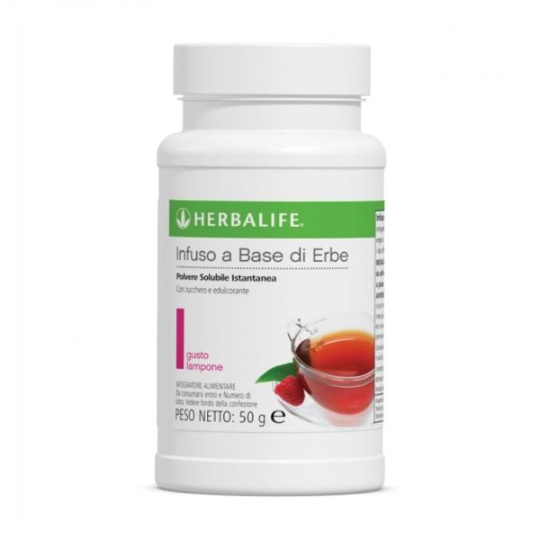 Herbalife Nutrition - Infuso a Base di Erbe - Lampone - Integratore Alimentare