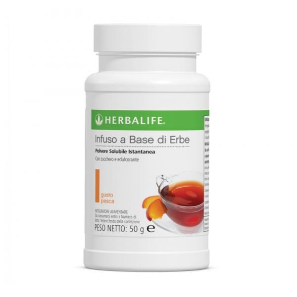 Herbalife Nutrition - Infuso a Base di Erbe - Pesca - Integratore Alimentare