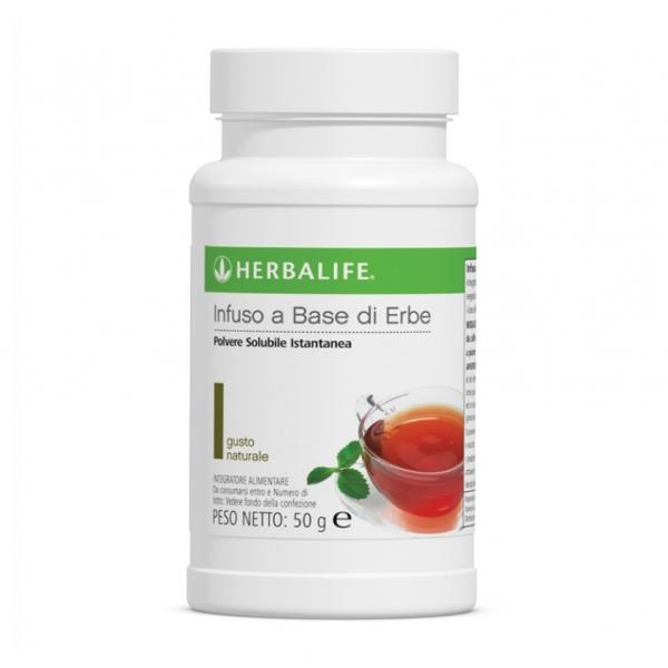 Herbalife Nutrition - Infuso a Base di Erbe - Gusto Naturale - Tè Verde - Integratore Alimentare