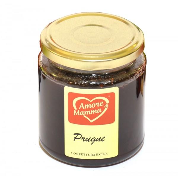 Al Palazzino - Amore di Mamma - Extra Jam of Italian Plums
