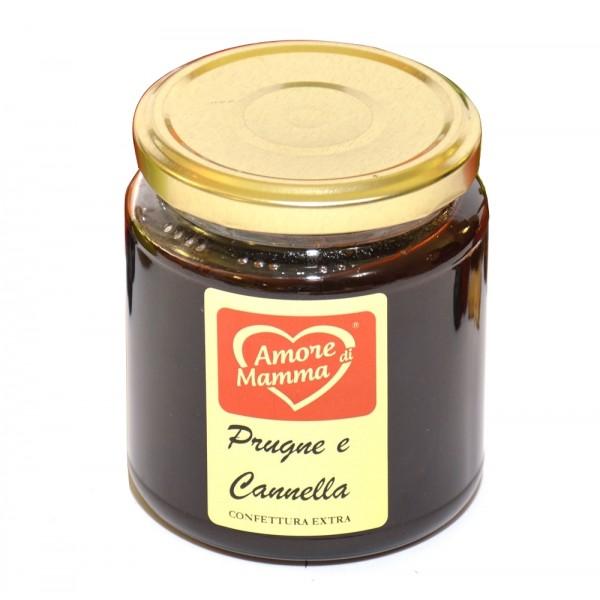 Al Palazzino - Amore di Mamma - Extra Jam of Italian Plums and Cinnamon