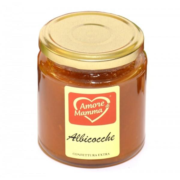 Al Palazzino - Amore di Mamma - Confettura Extra di Albicocche Italiane