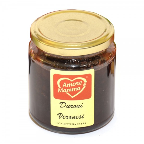 Al Palazzino - Amore di Mamma - Extra Jam of Cherries from Verona