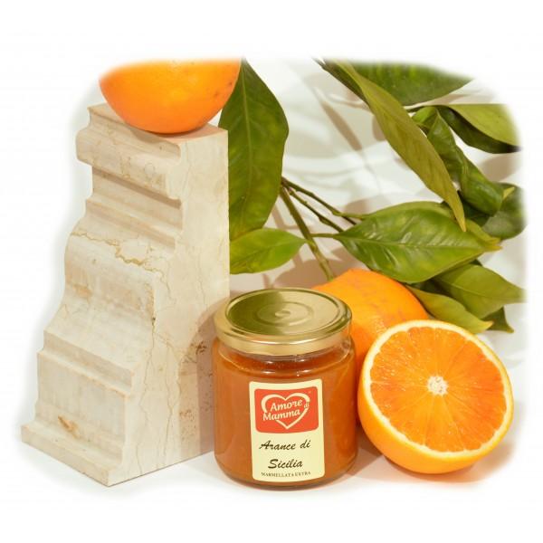 Al Palazzino - Amore di Mamma - Extra Jam of Oranges from Sicily