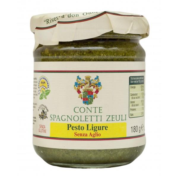 Conte Spagnoletti Zeuli - Pesto Ligure Senza Aglio
