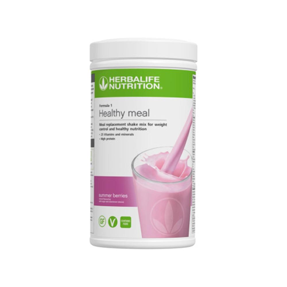 Herbalife Nutrition - Herbalife Formula 1 Shake Meal ...
