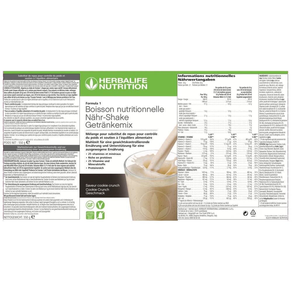 Herbalife Nutrition - Herbalife Formula